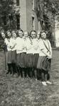 1923 Girls Basketball Team, Northwestern Classical Academy