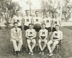 1932-33 Boys Basketball Team, Northwestern Classical Academy