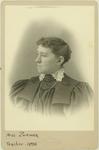 Henrietta Zwemer, Northwestern Classical Academy Instructor, 1895-1899