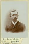 Reverend James Zwemer, Northwestern Classical Academy Principal, 1890-1898