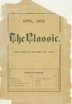 The Classic, April 1902 by Northwestern Classical Academy