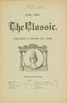 The Classic, April 1903