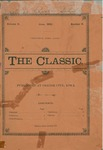 The Classic, June 1893 by Northwestern Classical Academy