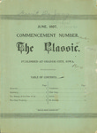 The Classic, June 1897 by Northwestern Classical Academy