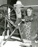 Spinning Wheel Exhibit