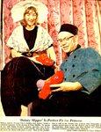 Pamela Mulder Gets Wooden Shoes