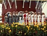 Tulip Festival Court