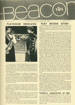 The Beacon, Playhouse Dedicated, Play Review Given, 1971