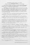 Theora England Teaching Contract, 1946