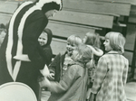 Sleeping Beauty Skunk with Children, 1970