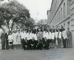 Choral Readers with Representative Hoeven, 1964