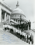 Choral Readers on Capitol Steps, 1964