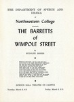The Barretts of Wimpole Street, 1956 by Unknown