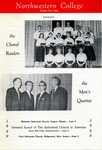 Choral Readers Program, 1960 by Unknown