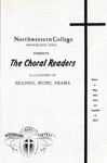 Choral Readers Program, 1965 by Unknown