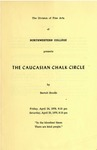 The Caucasian Chalk Circle, 1970 by Unknown