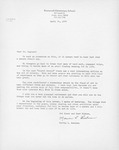 Marvin Boelman Letter by Marvin Boelman