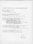Ken Schaap Letter by Ken Schaap