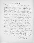 Sue Schutte Letter by Sue Schutte