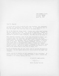 Nelva Keunen Van Zyl Letter by Nelva Keunen Van Zyl