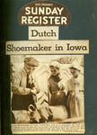 Newspaper Feature, Dutch Shoemaker in Iowa