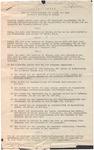 Leaflet: Concerning the Obligations of Jews not required to wear the Jewish Star, [1942]