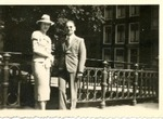 Photograph of Roderich & Elisabeth Wolff, Summer 1939