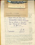 Legal documents regarding restitution of Elisabeth Wolff, 1955-1960