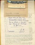 Legal documents regarding restitution of Elisabeth Wolff, 1955-1960